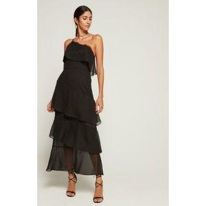 Cooper St Cove One-Shoulder Maxi Dress